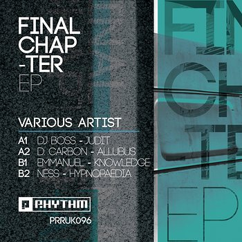Cover art - Various Artists: Final Chapter EP