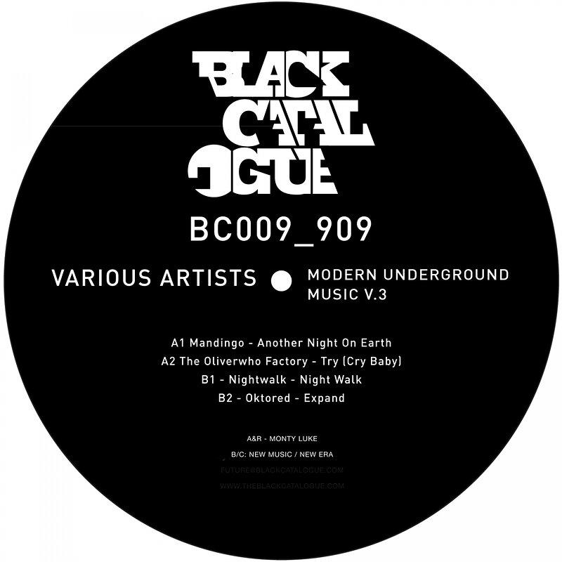 Cover art - Various Artists: Modern Underground Vol. 3