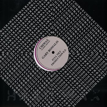 Cover art - Gary Romalis: Full Tilt Production EP