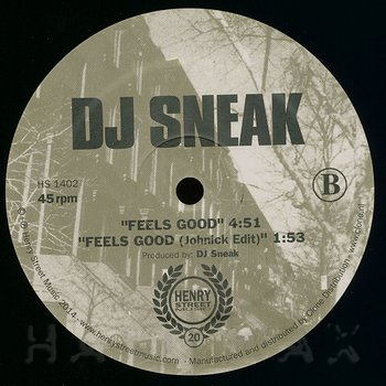 Cover art - DJ Sneak: Show Me The Way