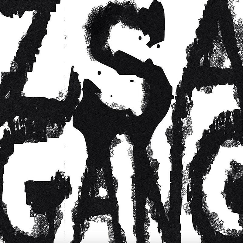 Cover art - Zsa Gang: Beehive Rhythms EP