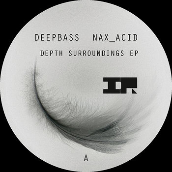 Cover art - Deepbass & Nax Acid: Depth Surroundings EP