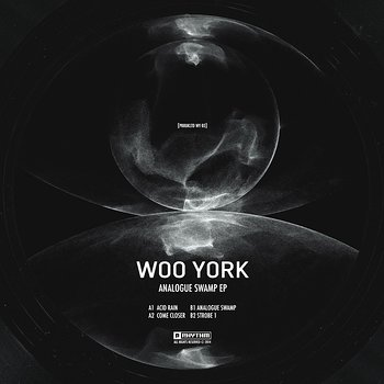 Cover art - Woo York: Analogue Swamp EP