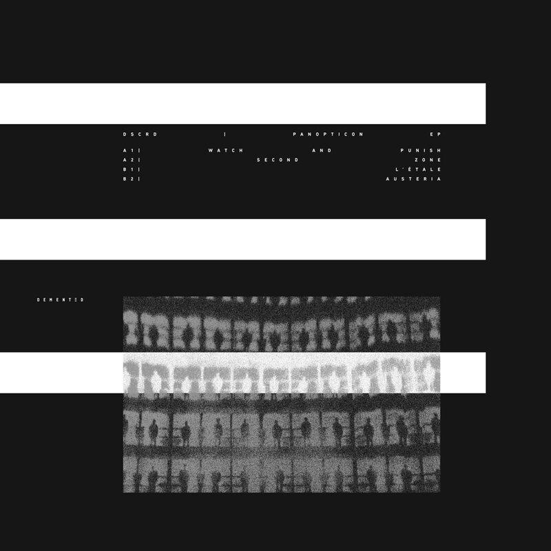 Cover art - Dscrd: Panopticon EP