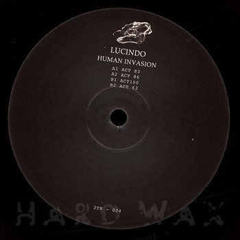 Cover art - Lucindo: Human Invasion