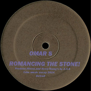 Cover art - Omar S: Romancing The Stone