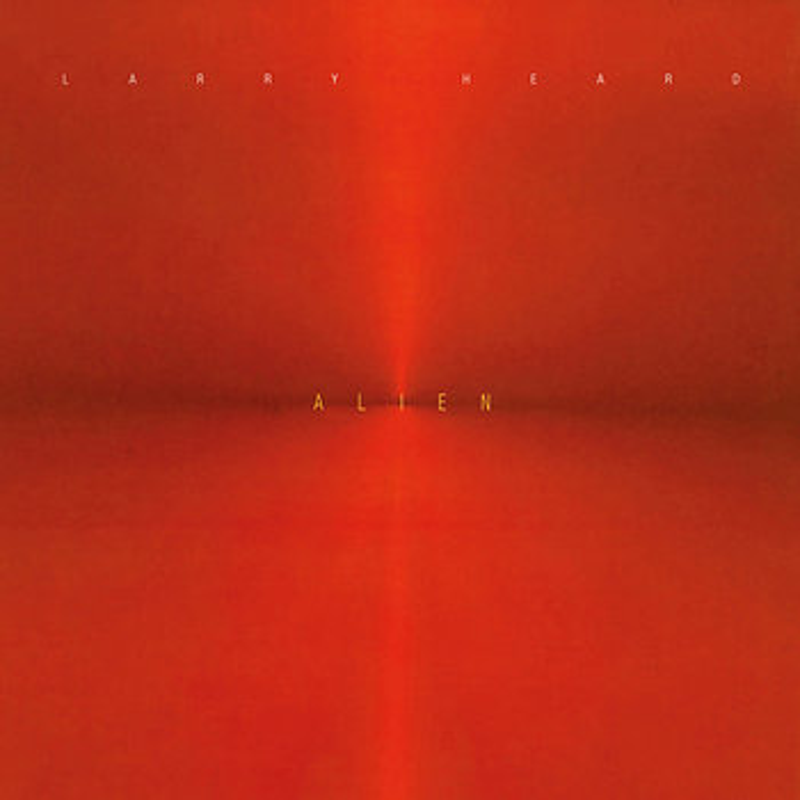Cover art - Larry Heard: Alien