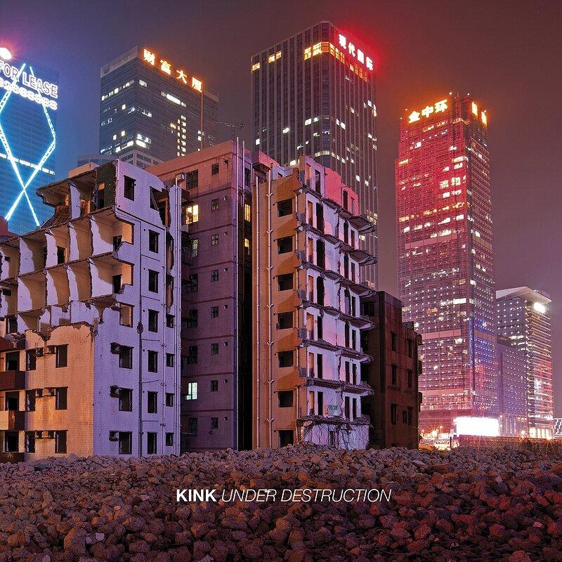 Cover art - Kink: Under Destruction