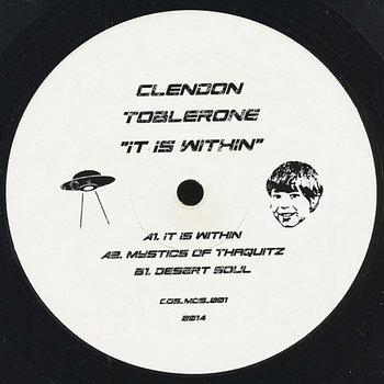 Cover art - Clendon Toblerone: It Is Within