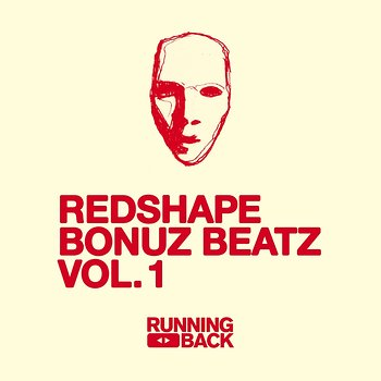 Cover art - Redshape: Bonuz Beatz Vol. 1