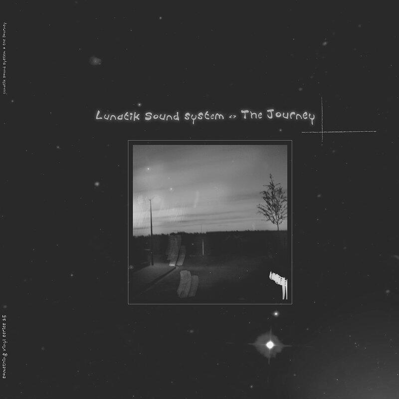 Cover art - Lunatik Sound System: The Journey