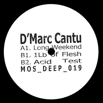Cover art - D'Marc Cantu: Long Weekend