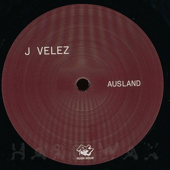 Cover art - J Velez: Ausland