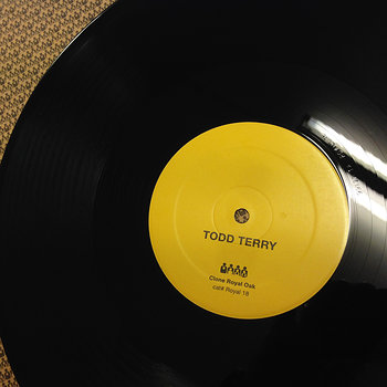 Cover art - Todd Terry: Tonite