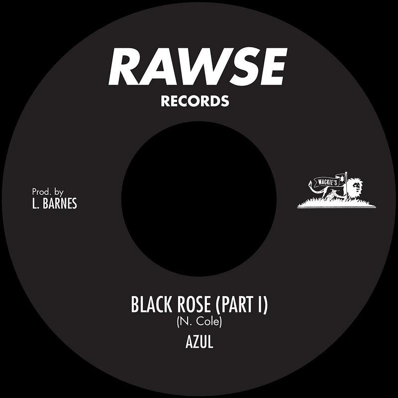 Cover art - Azul: Black Rose