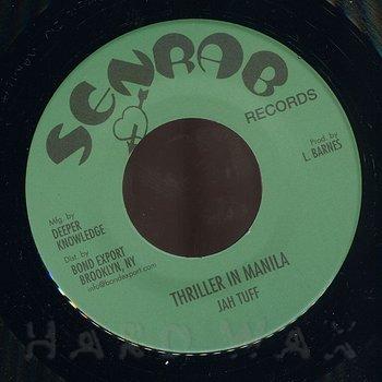 Cover art - Jah Tuff: Thriller In Manila