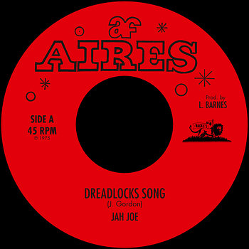Cover art - Jah Joe: Dreadlocks Song