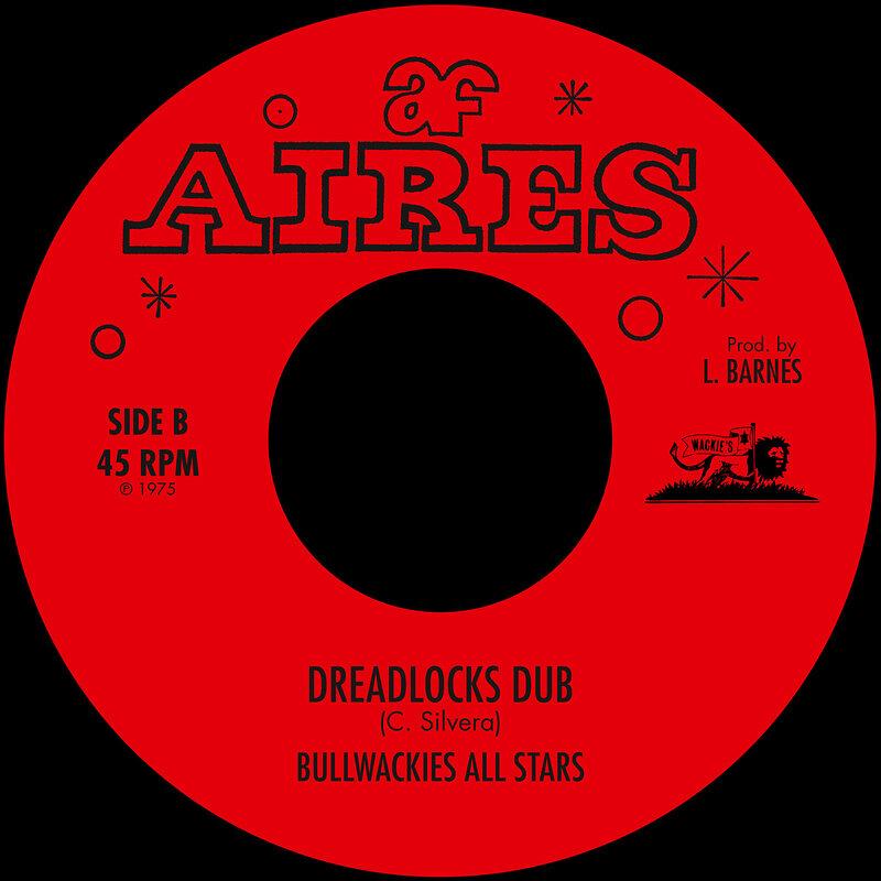 Cover art - Jah Joe: Dreadlocks Song