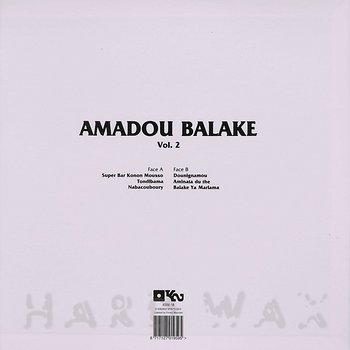 Cover art - Amadou Balake: Super Bar Konon Mousso