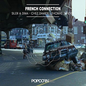 Cover art - French Connection: Speechless