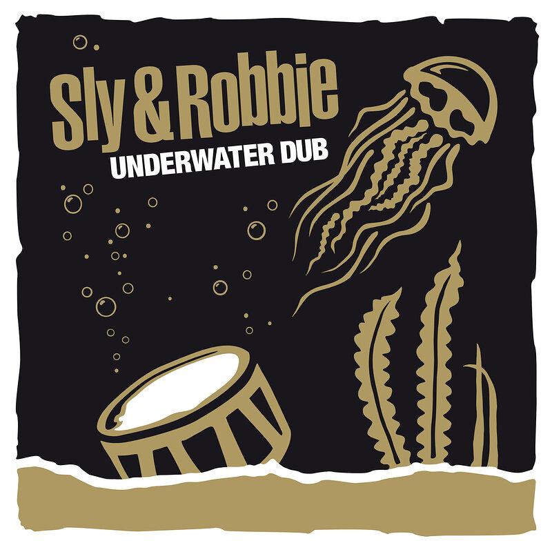 Cover art - Sly & Robbie: Underwater Dub