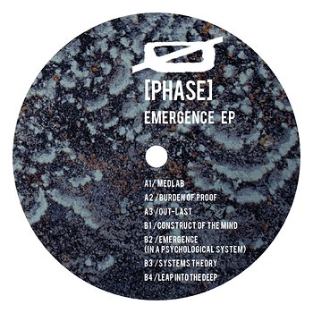 Cover art - Phase: Emergence EP