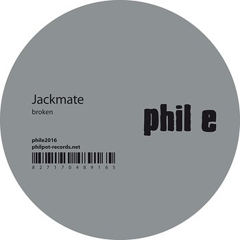 Cover art - Jackmate: Broken