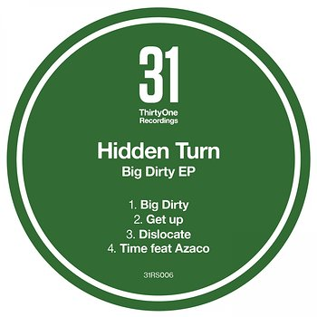 Cover art - Hidden Turn: Big Dirty
