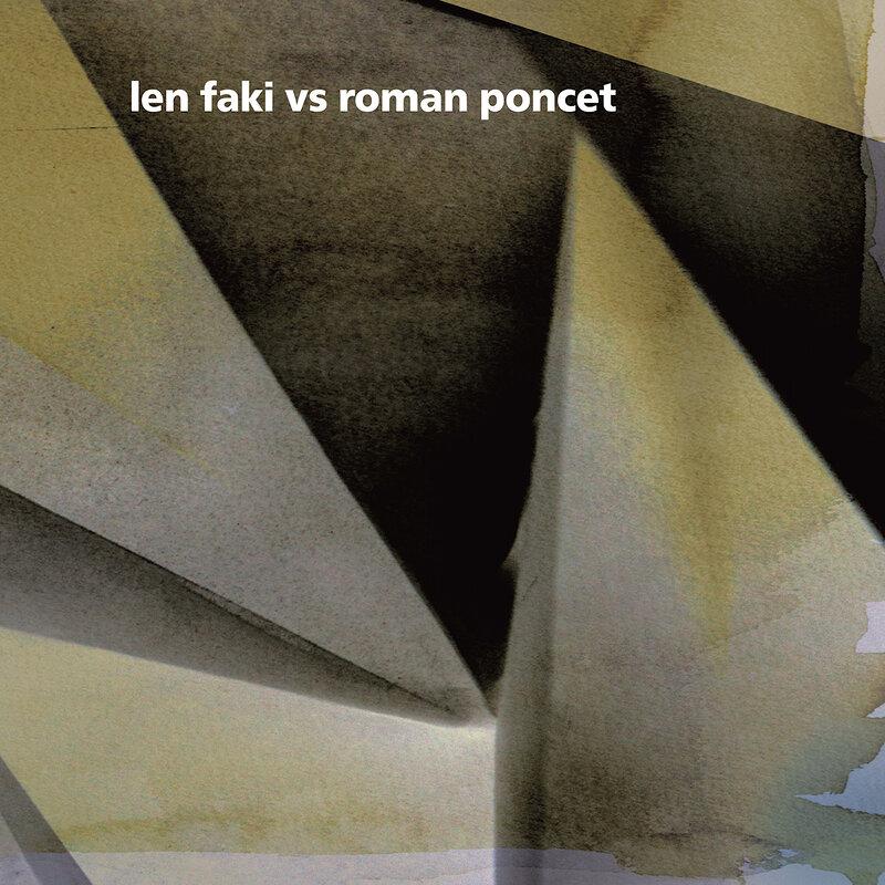 Cover art - Len Faki vs Roman Poncet: Asua