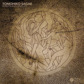 Cover art - Tomohiko Sagae: Points And Lines EP