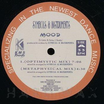 Cover art - Symbols & Instruments: Mood