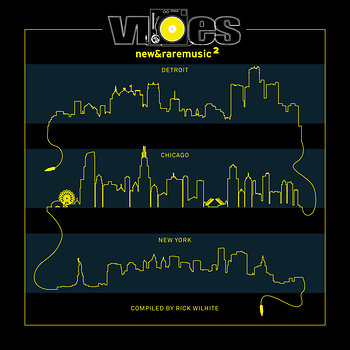 Cover art - Various Artists: Rick Wilhite Presents Vibes 2 Part 1