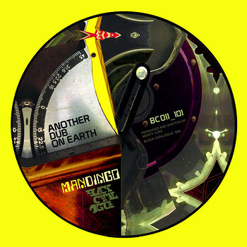 Cover art - Mandingo: Another Dub On Earth