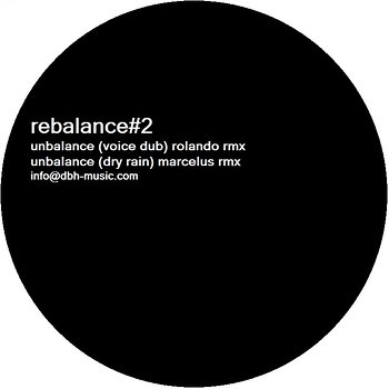 Cover art - Unbalance: Remixes