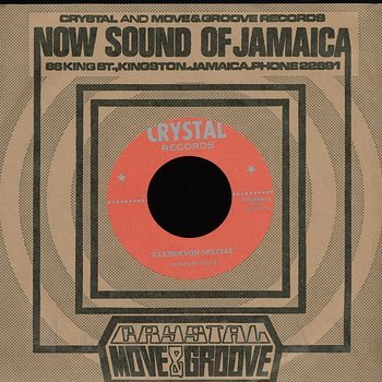 Cover art - Junior Soul: Glendevon Special