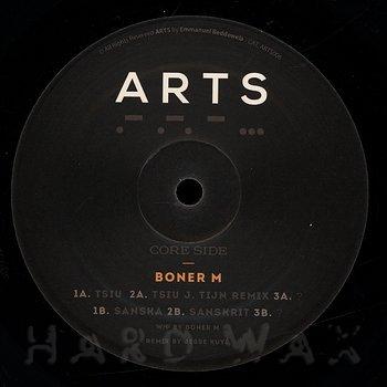Cover art - Boner M: Tsiu EP