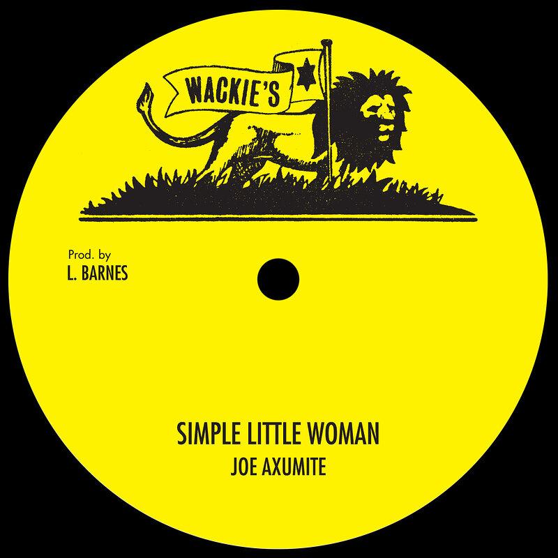 Cover art - Joe Axumite: Simple Little Woman