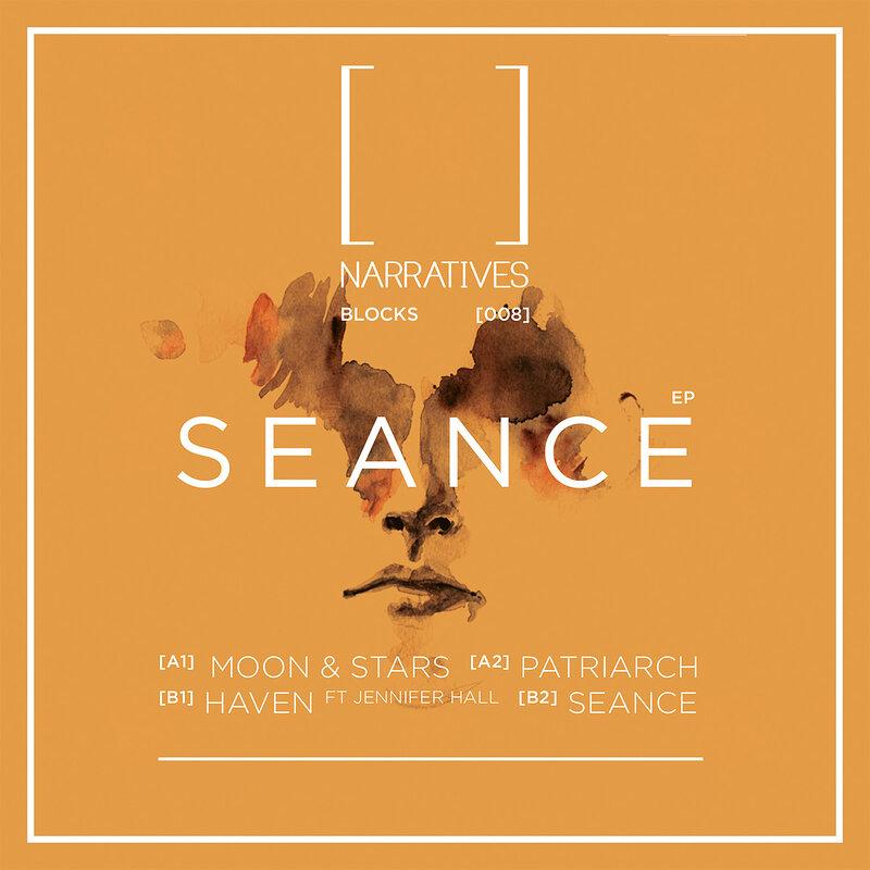 Cover art - Blocks: Séance EP
