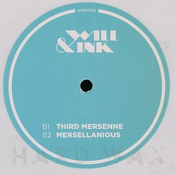 Cover art - Will & Ink: Mersenne