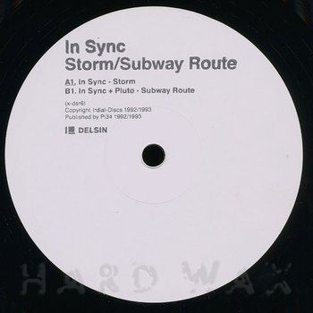 Cover art - In Sync: Storm