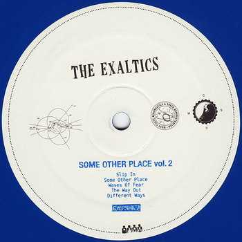 Cover art - The Exaltics: Some Other Place Vol. 2