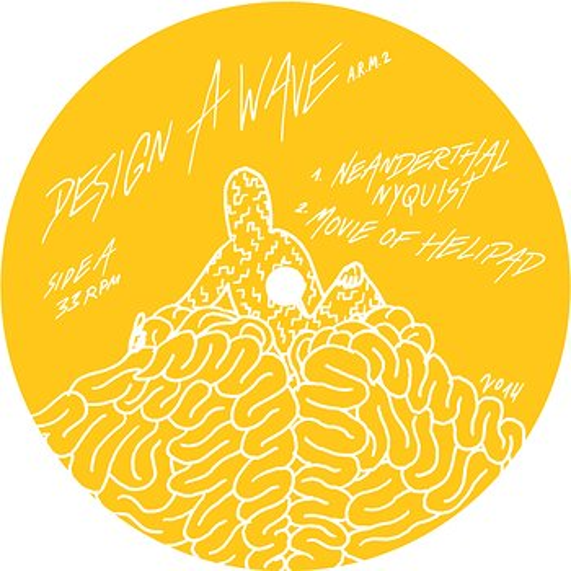 Cover art - Design A Wave: A.R.M. II