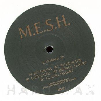 Cover art - M.E.S.H.: Scythians EP