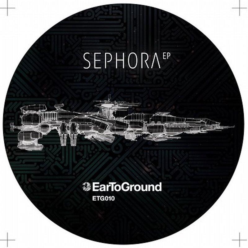 Cover art - Dax J: Sephora EP