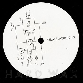 Cover art - Relay: Untitled 1-3