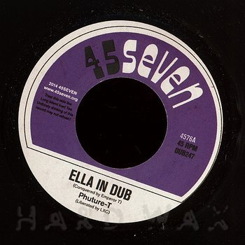 Cover art - Phuture-T: Ella In Dub