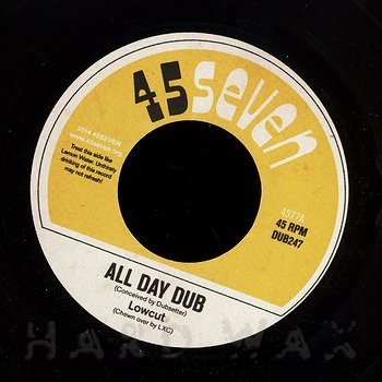 Cover art - Lowcut: All Day Dub