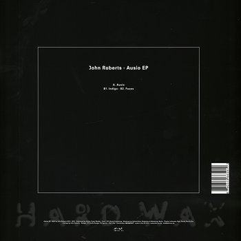 Cover art - John Roberts: Ausio EP
