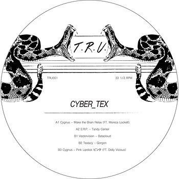 Cover art - Various Artists: Cyber Tex EP