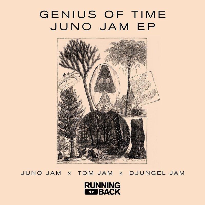 Cover art - Genius Of Time: Juno Jam EP